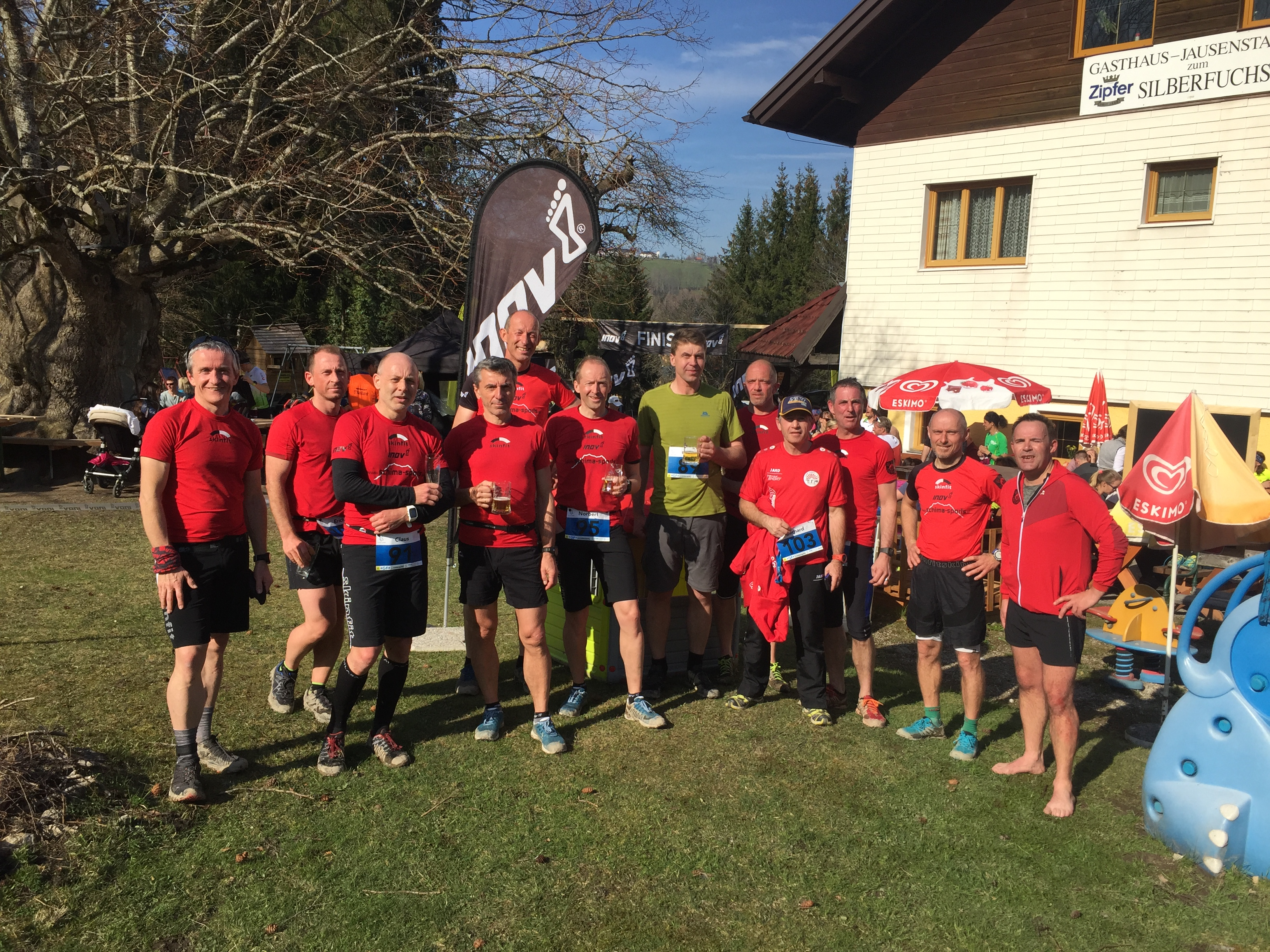 Trailrunning: Nachlese Fux'n-Lauf