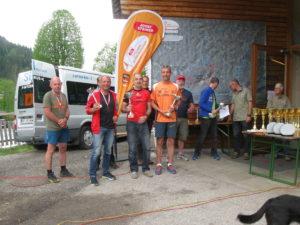 Otto Gsöllpointner gewinnt beim Ötscher Mountain-Run