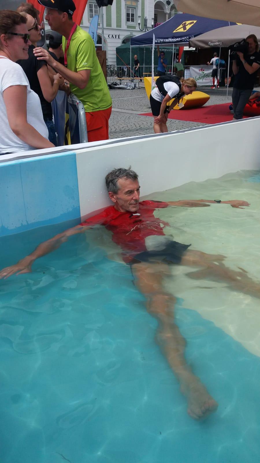 WSV-Läufer trotzen der Hitze