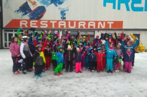 Skikurs 2020