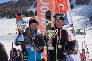 Rossignol Kids Race – Thomas Posch feiert das Triple – Anna Hülsmann neue Siegerin