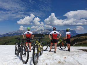 Rad und Wanderwochenende in St. Johann/Tirol